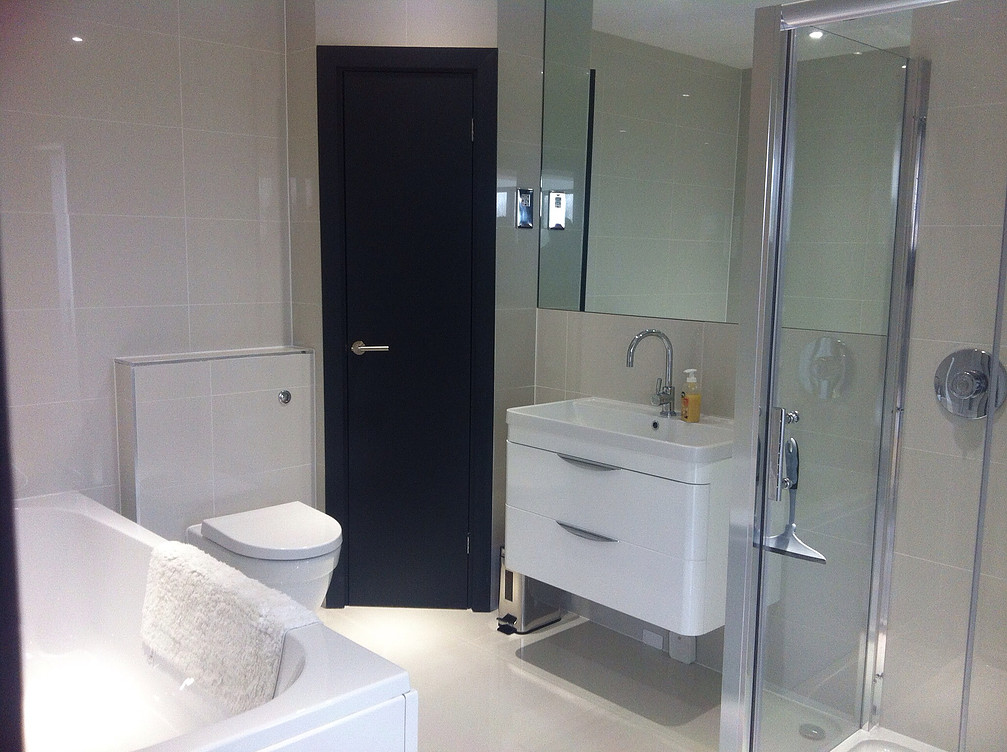 Hayling Island – bathroom