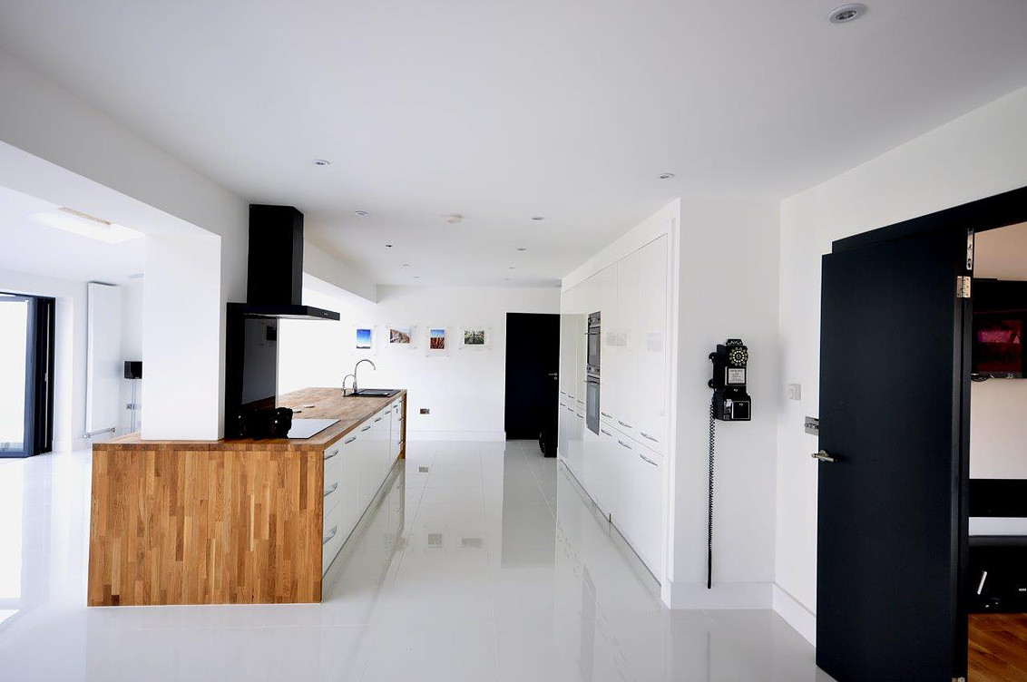 Hayling Island – kitchen