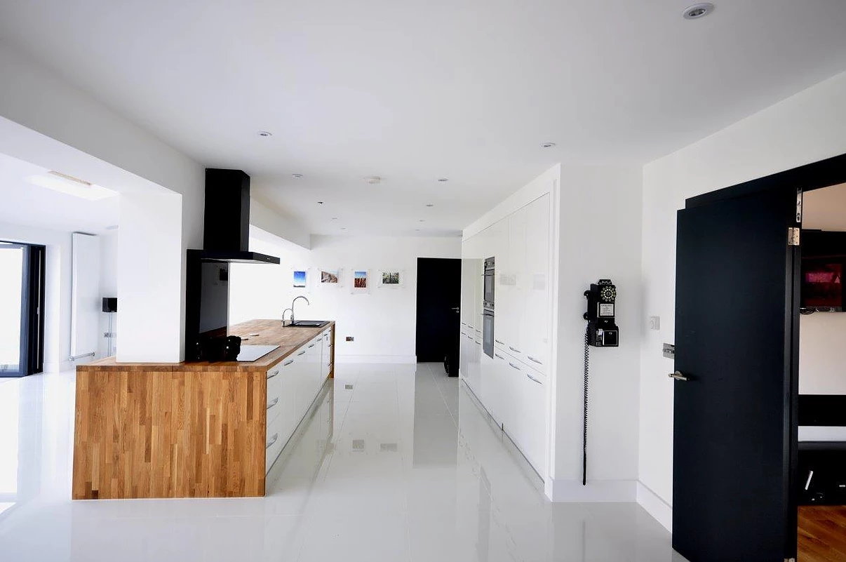 Hayling – kitchen