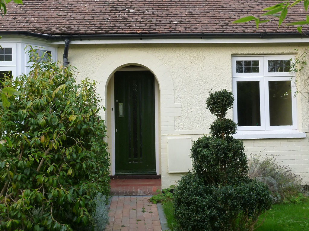 SW Emsworth – Original front door