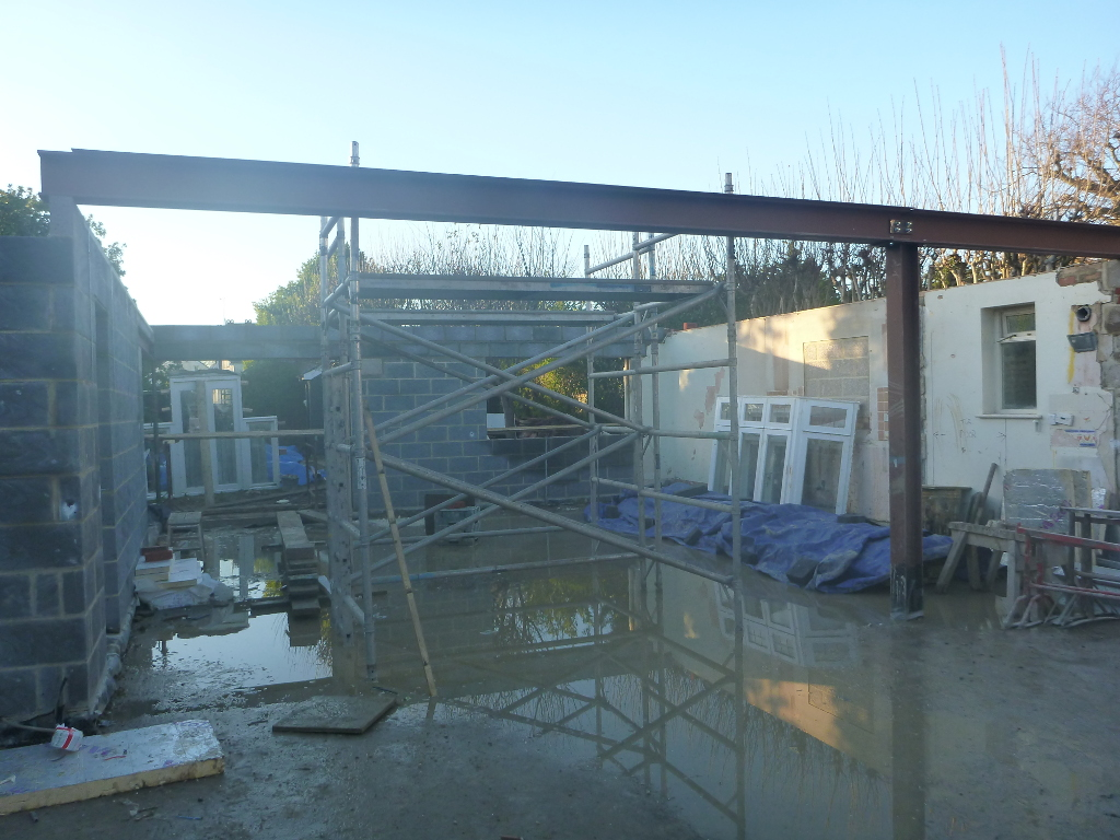 SW Emsworth – Steelwork