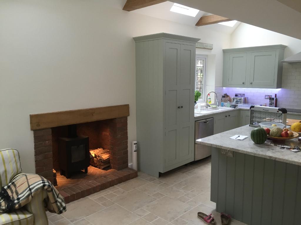 Hambrook – Kitchen refurbishment