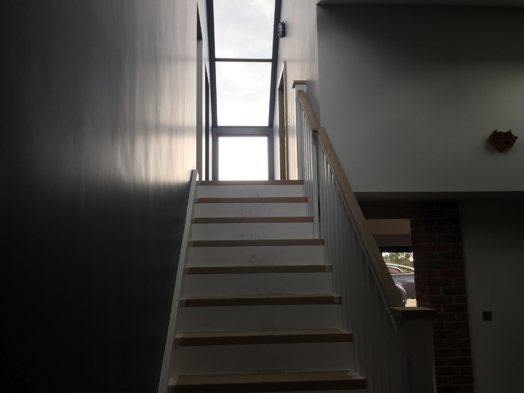 Nutbourne – staircase